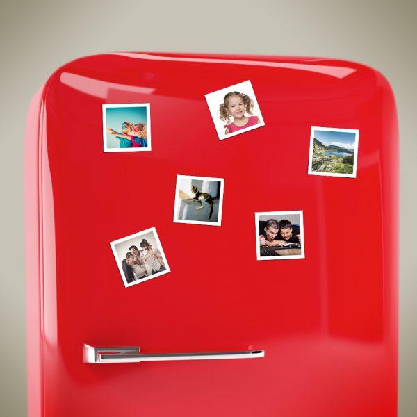 Pack de 24 imanes con fotos