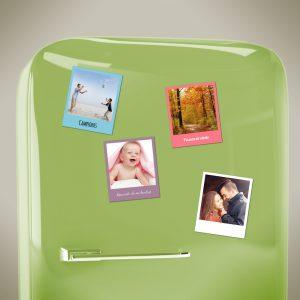 Pack de 8 imanes con fotos