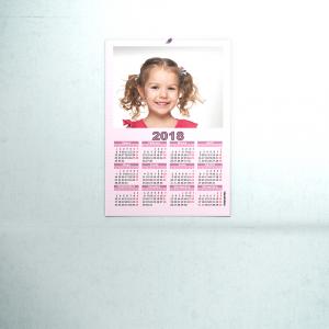 Pack 12 unidades calendarios 2018