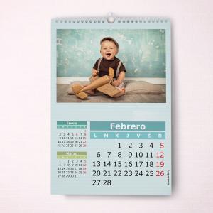 Calendario espiral A3