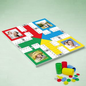 parchis con fotos