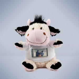 Vaca de peluche