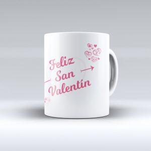 Taza de San Valentín
