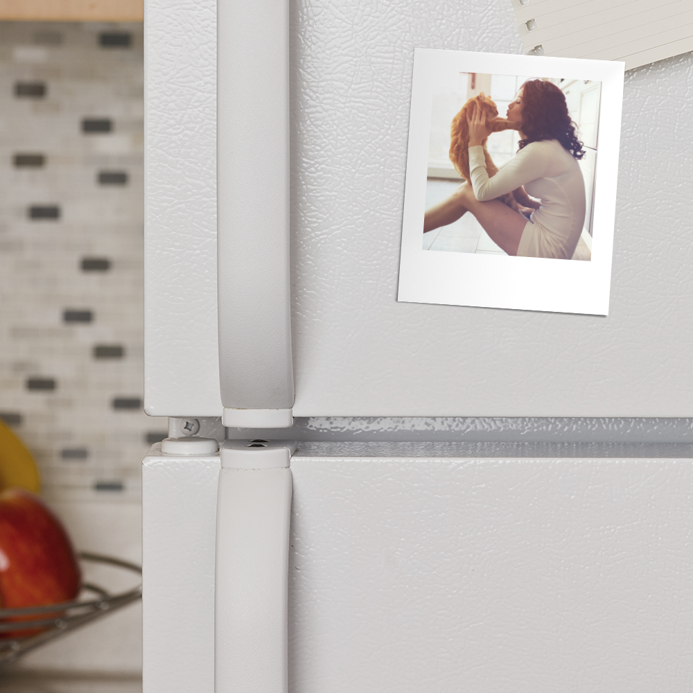 Iman Polaroid con foto tamaño 10x12 – fotocenter.es